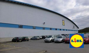 Lidl Distribution Centre Runcorn
