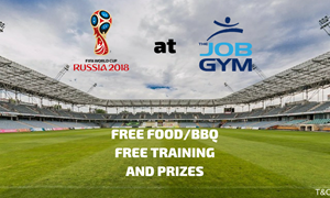 The Job Gym World Cup