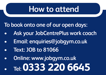 Jobs Fair at Millennium Centre, Moss Side 27 March